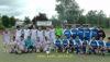 Giao hữu bóng đá giữa hai đội Rostock và VLC Berlin ngày 6.9.2015