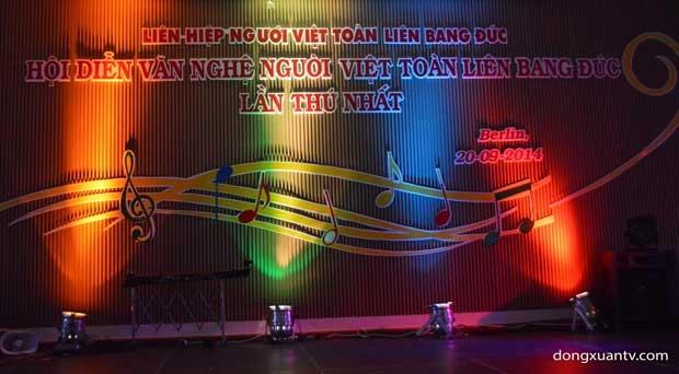 Ảnh Hội diễn văn nghệ Người Việt toàn Liên Bang Đức lần thứ nhất